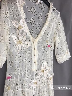 Пляжное платье/туника размер 44-46