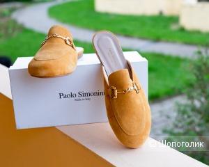 Сабо Paolo Simonini размер 39-40