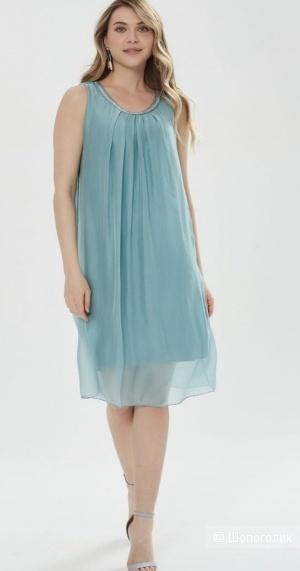 Платье сарафан Silk acess Italy,42-48
