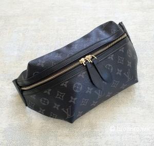 Поясная сумка Louis Vuitton (черный monogram)