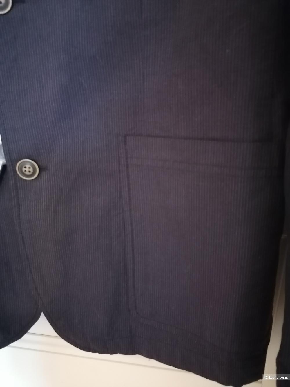 Легкий хлопковый пиджак Zolla, р. L (48-50)