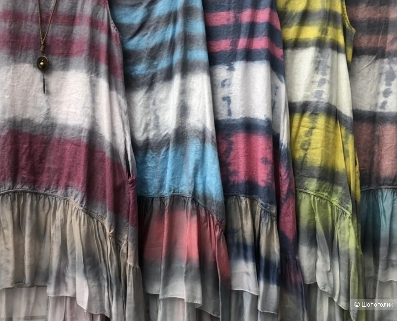 Платье сарафан OMBRE SAGE ITALY,44-52