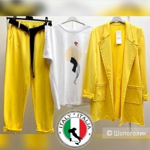 Костюм спорт шик пиджак и брбки NEST, 44-52