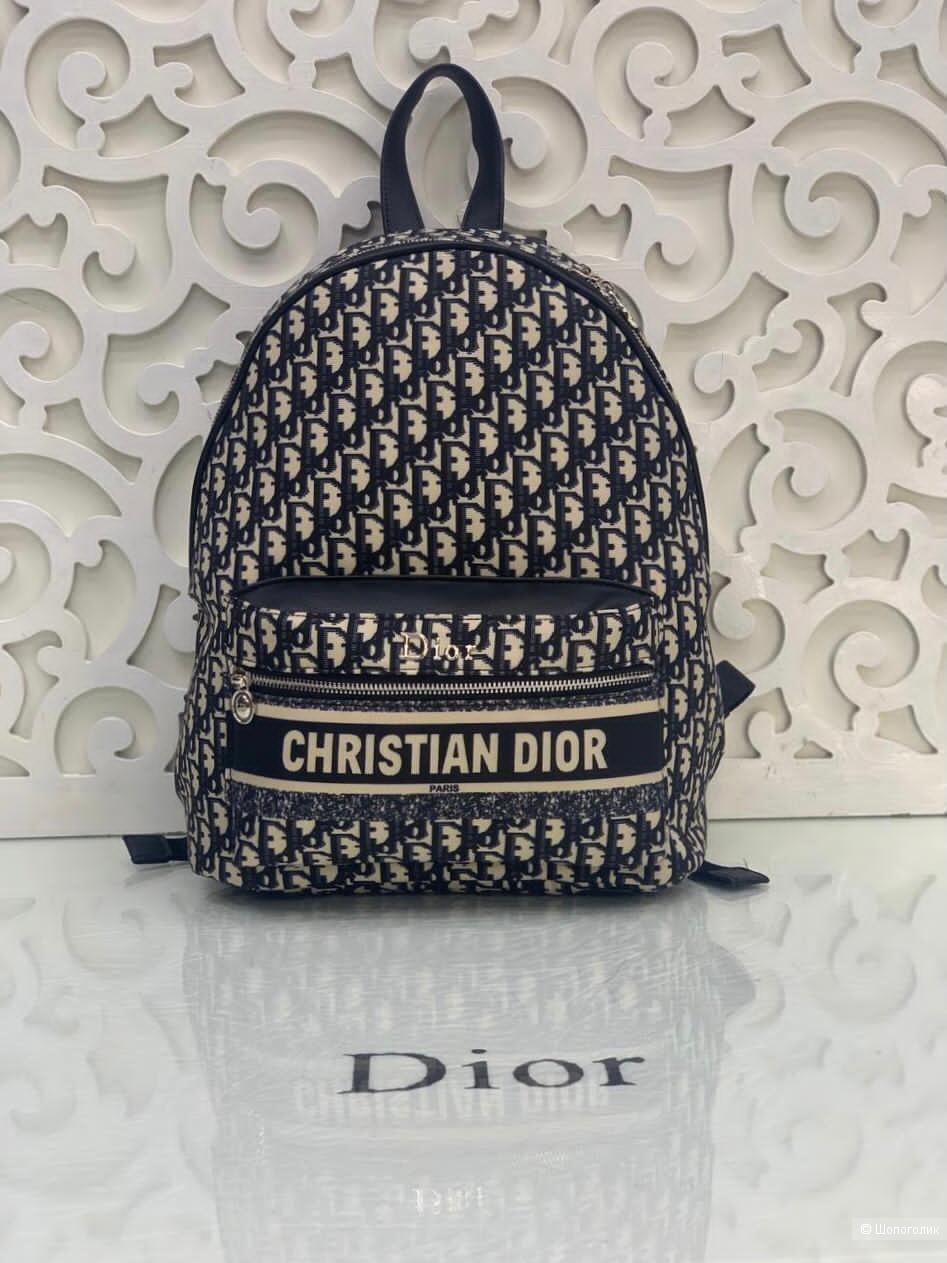 Рюкзак Christian Dior fravel oblique ,38/30