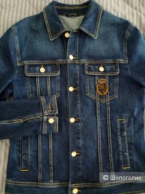 Джинсовая куртка Dolce & Gabbana, 46-48