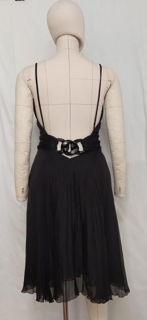 Платье с открытой спиной,Versace Jeans Couture, one size