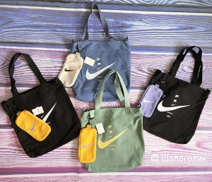Женские сумки -шопперы Nike