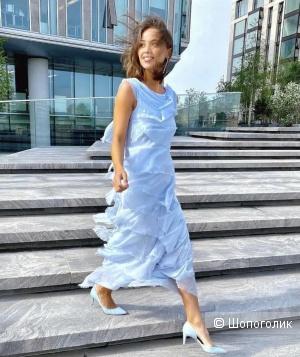 Платье SETA DI PEZZA, one size