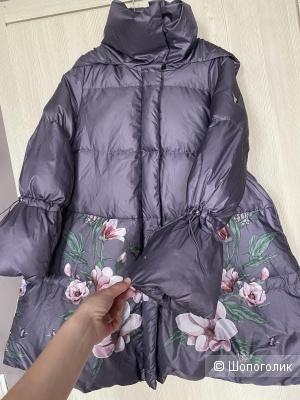 Пуховое пальто Odri Mio, it 44, рос 46