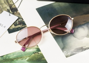 Солнечные очки Furla SFU458, one size.
