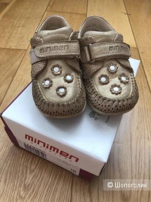 Мокасины Minimen, 24 размер