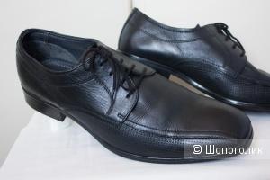 Ботинки мужские туфли AM Shoe Company Germany, 42-43 Ru