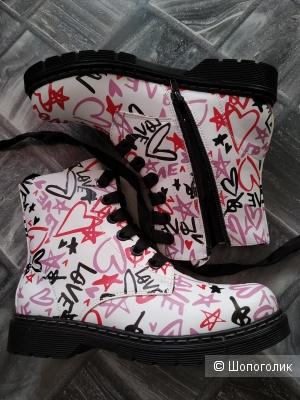 Ботинки futurino размер 34