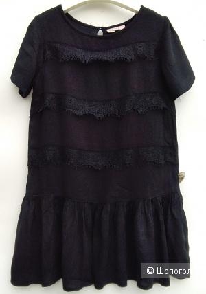 Платье POMP deLUX 110-116см
