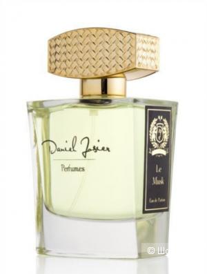 Селективный парфюм DANIEL JOSIER Le Musk 40 мл из 50 мл