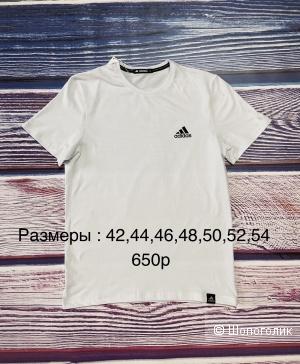 Мужские футболки с 42 по 54 размеры