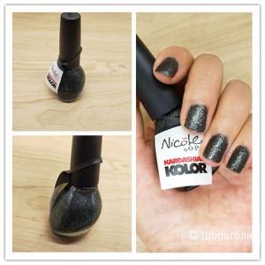 Лак для ногтей Nicole by OPI Kardashian Kolor  ,15 мл,