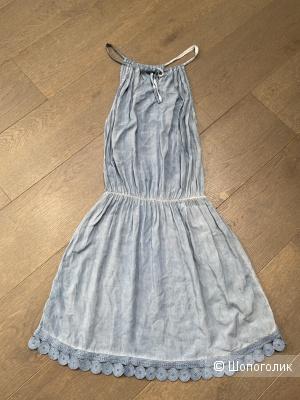 Платье сарафан монетка MINI Italy,42-46