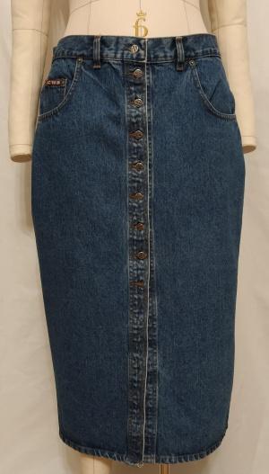 Джинсовая юбка Uctekin, XL
