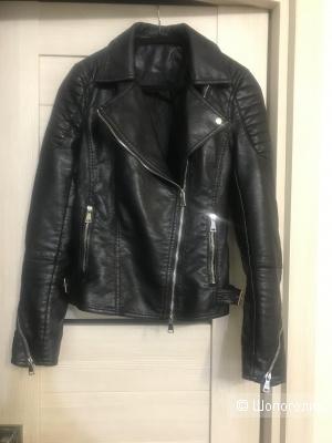 Кожаная куртка Concept Club, XS-S
