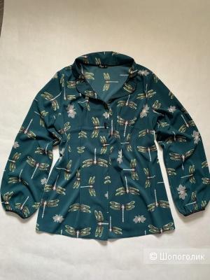 Блузка Wisell размер 52 рус