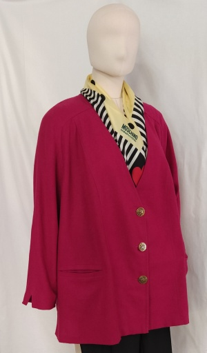 Блейзер пиджак no brand, XL, XXL