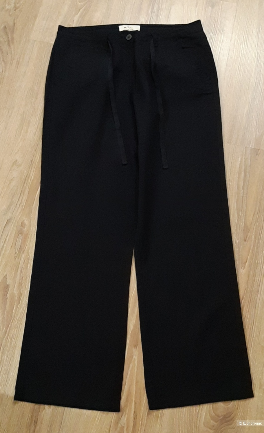 Льняные брюки blue motion, размер l