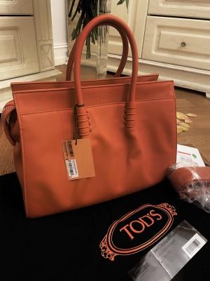 Tods сумка новая