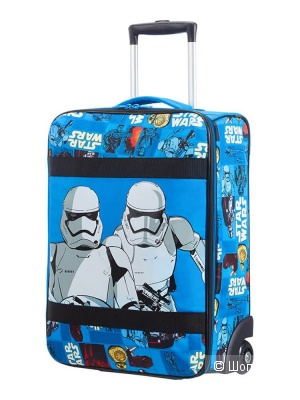 Чемодан на колесах Star Wars by American Tourister