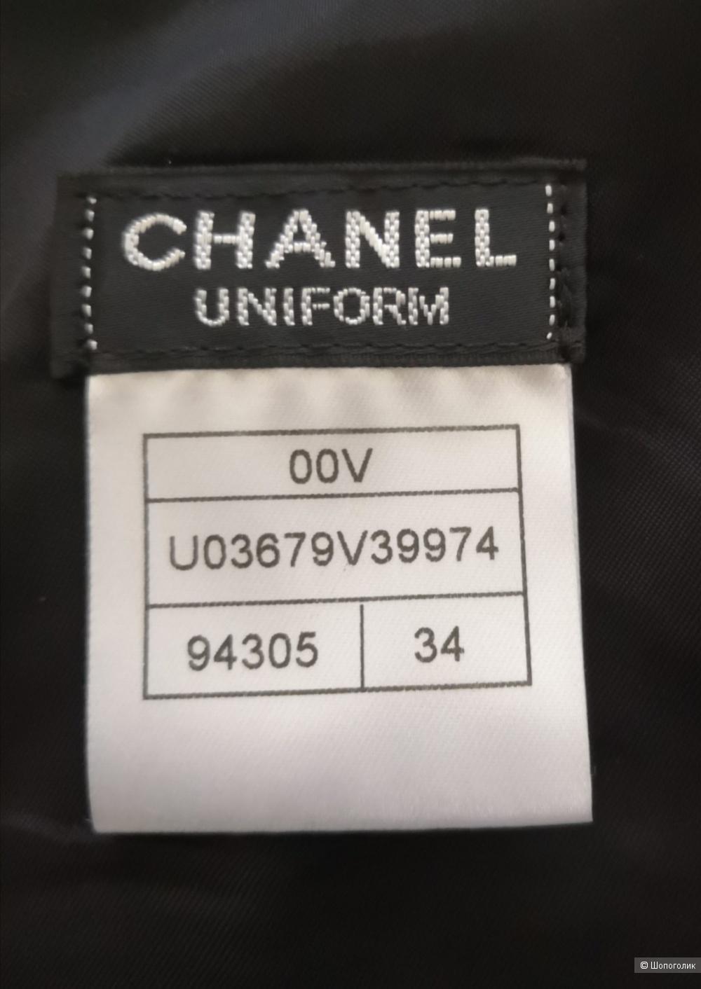 Юбка Chanel 34 размер .