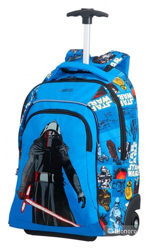 Рюкзак на колесах Star Wars by American Tourister