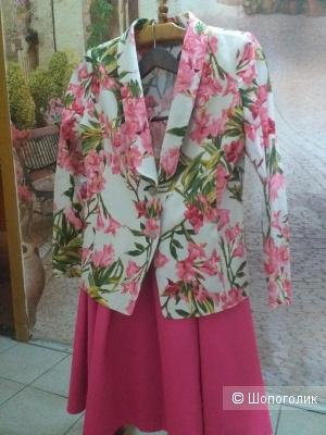 Комплект: пиджак АС и юбка Reserved, р. 50