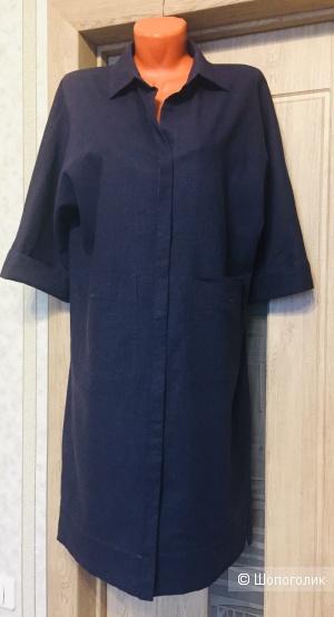 Платье-рубашка Savage 48 размер