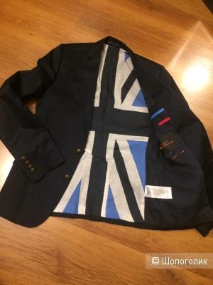Хлопковый пиджак  Ben Sherman. Размер S 44-46.