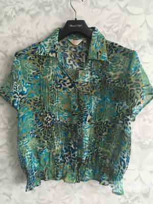 Блузка Manjunyuan размер 50