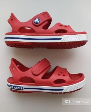 Сандалии Crocs, размер C11 (28)