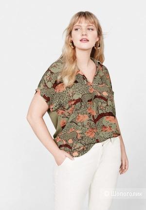 Блуза mango, размер росс 50-52-54