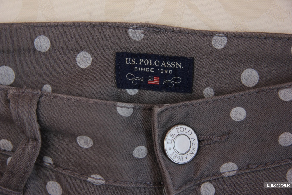 Джинсы U.S. Polo Assn размер 27