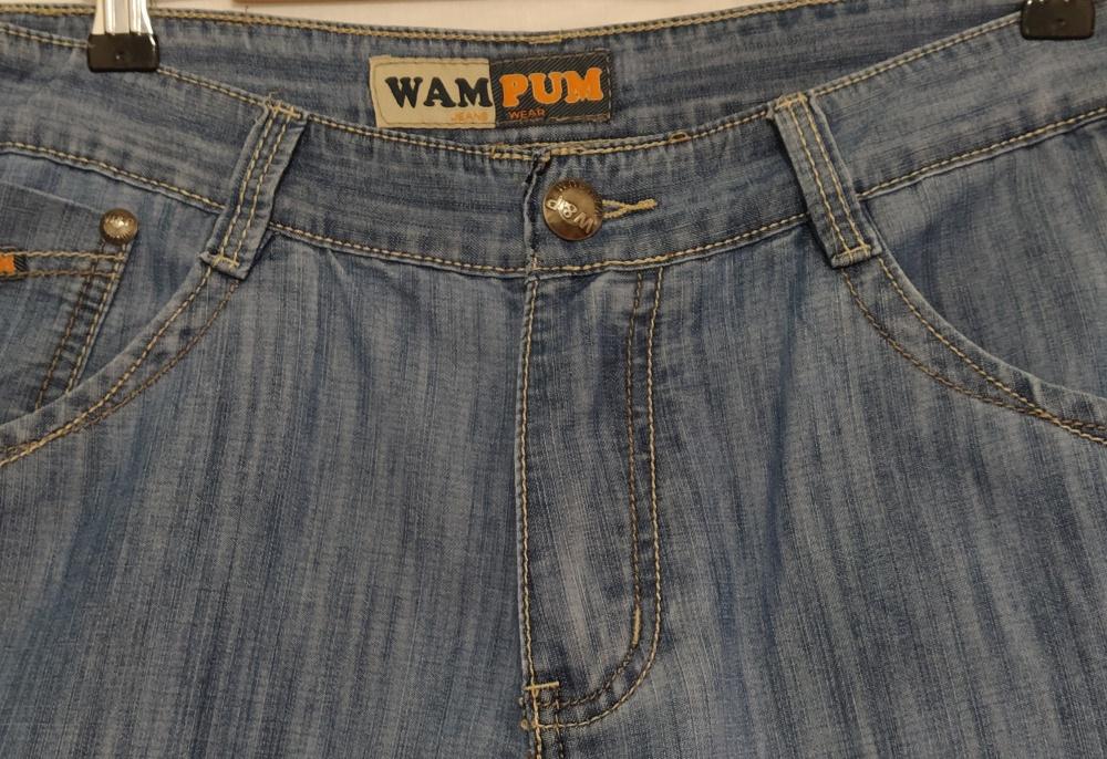 Джинсы Wampum, XL