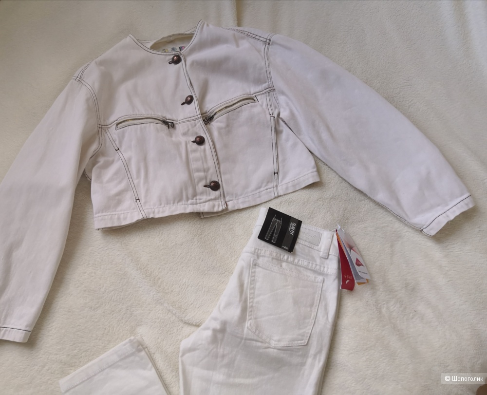 Джинсы H&M, размер 42-44