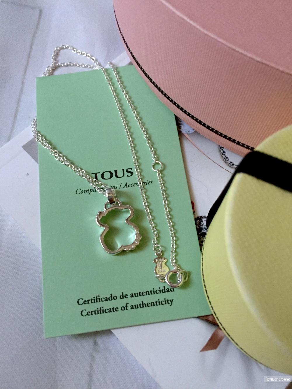 Колье Tous