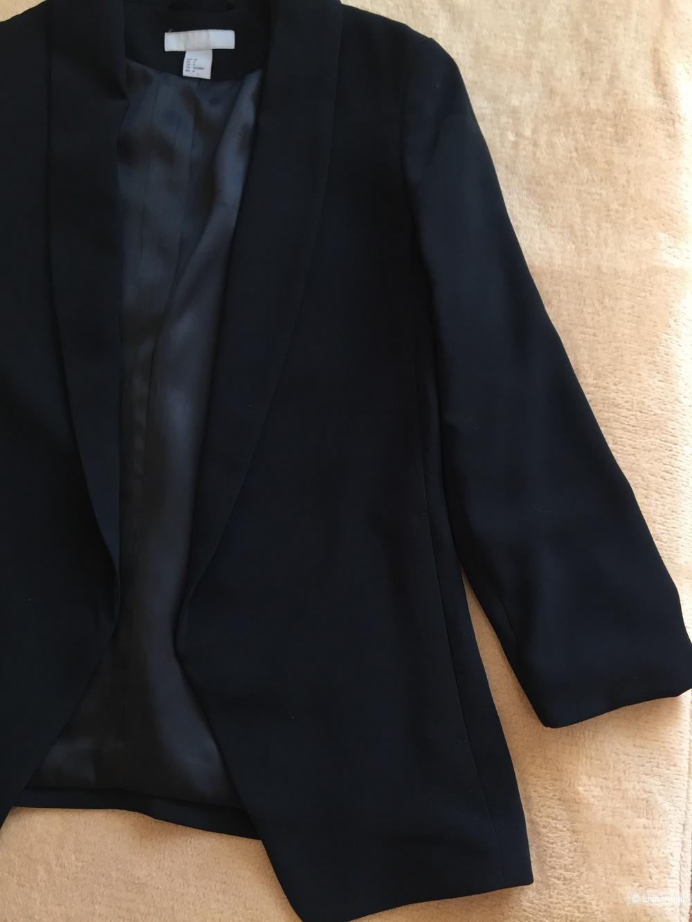 Пиджак H&M, размер 34 ( xs-s)
