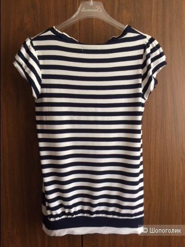 Блуза-футболка Free fusion. S (40-42 RU)
