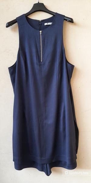 Шёлковые платье- шорты от ALEXANDER WANG.T, 8 размер