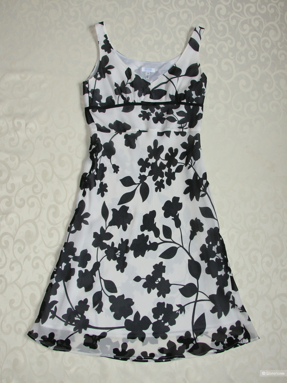Платье Escada Sport размер 38 EUR/44 RU