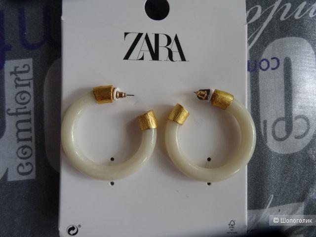 Серьги zara, размер one size