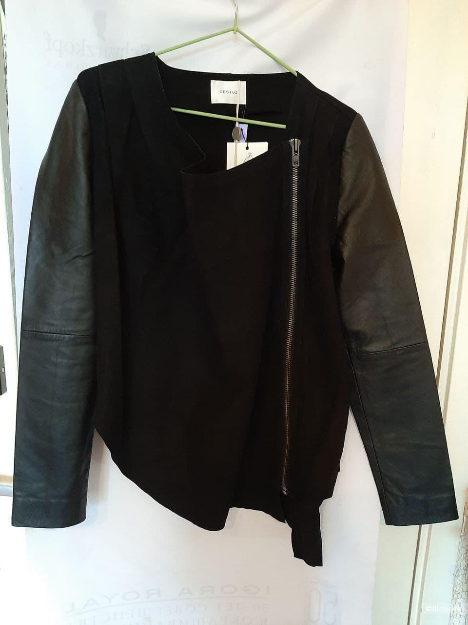 Кожаная куртка GESTUZ Fr 38 (рос 44-46)