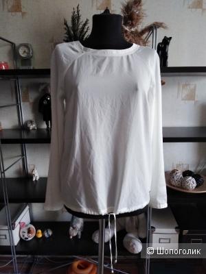 Блузка из вискозы s.Oliver. Размер: D34, UK8 (на 42-44).