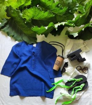 Льняная блуза Land's End размер 8