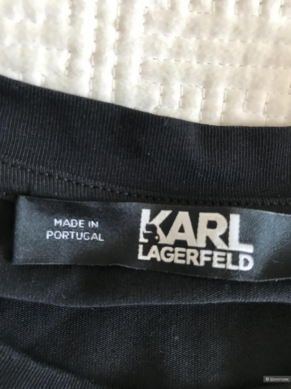 Футболка Karl Lagerfeld  L